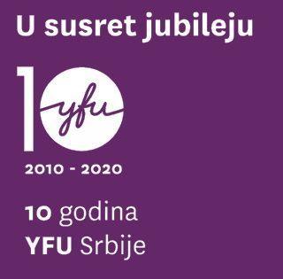 U susret jubileju - 10 godina YFU Srbije!