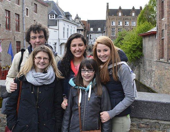 Provedi Školsku Godinu u Belgiji