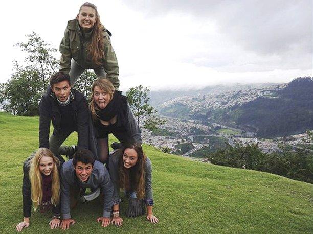 Provedi Školsku Godinu u Ekvadoru